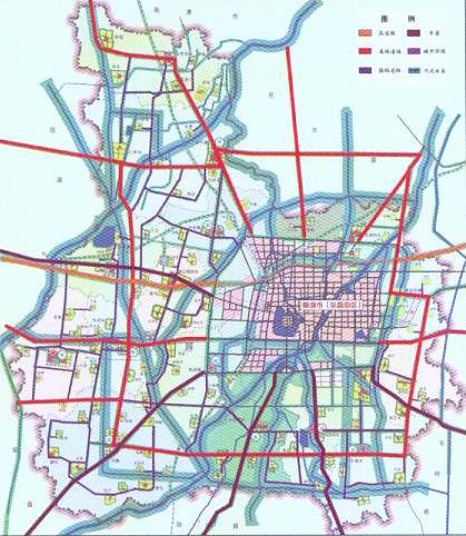 规划 项目展示 聊城市城乡规划设计研究院官方网站